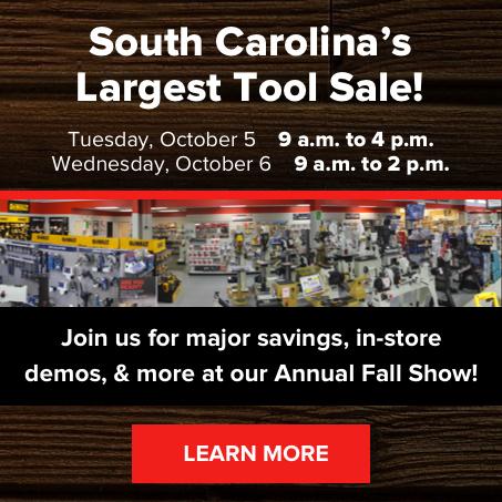 MannEvent - South Carolina's Largest Tool Sale!
